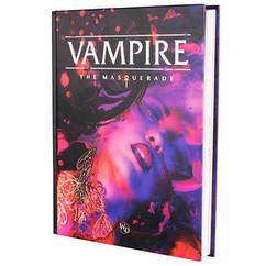 Vampire: The Masquerade 5th Edition - Core Rulebook