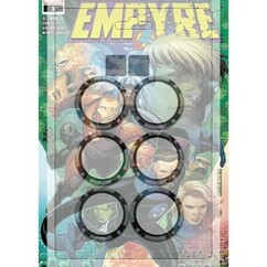 Marvel HeroClix: Avengers Fantastic Four Empyre - Dice & Token Pack (PREORDER)