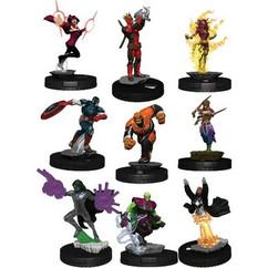 Marvel HeroClix: Avengers Fantastic Four Empyre Booster Case (20) (PREORDER)