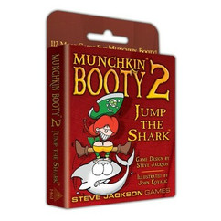 Munchkin: Munchkin Booty 2 - Jump The Shark Expansion (Revised) (PREORDER)