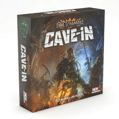 Star Scrappers: Cave-In (PREORDER)