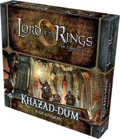 The Lord of the Rings LCG: Khazad-dum Expansion (Ding & Dent)