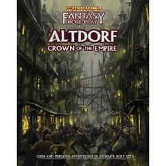 Warhammer Fantasy RPG: Altdorf - Crown of the Empire (PREORDER)