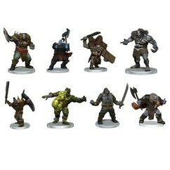 Dungeons & Dragons Miniatures: Icons of the Realms - Orc Warband (PREORDER)