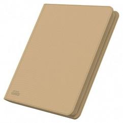 Ultimate Guard Sand Xenoskin Quadrow Zipfolio 480 (24-Pocket)