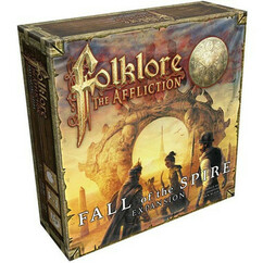 Folklore: The Affliction - Fall of the Spire Expansion
