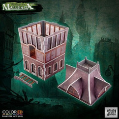 Malifaux: The Tower (ColorED)