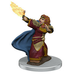 Dungeons & Dragons: Icons of the Realms Premium Miniatures - Female Dwarf Wizard (Wave 7) (PREORDER)