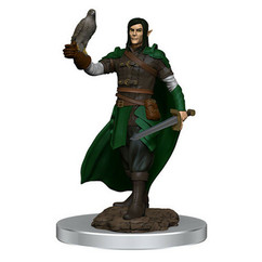 Dungeons & Dragons: Icons of the Realms Premium Miniatures - Male Elf Ranger (Wave 7) (PREORDER)