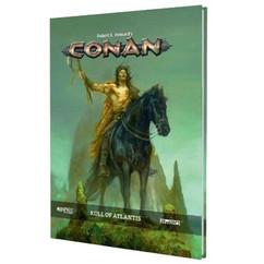 Conan RPG: Kull of Atlantis (PREORDER)
