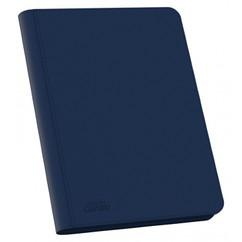 Ultimate Guard: Dark Blue Xenoskin Zipfolio 320 (8-Pocket)