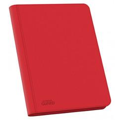 Ultimate Guard: Red Xenoskin Zipfolio 320 (8-Pocket)