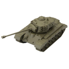 World of Tanks Miniatures Game: Wave 4 Tank - American (M26 Pershing, Heavy Tank)