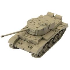 World of Tanks Miniatures Game: Wave 4 Tank - British (Comet, Medium Tank)
