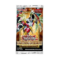 Yu-Gi-Oh!: Lightning Overdrive - Booster Pack 1st Edition