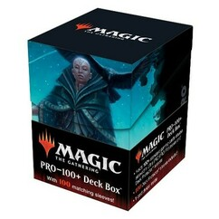 Ultra Pro: MTG - Adventures in the Forgotten Realms - Commander - Sefris of the Hidden Ways - Combo Sleeves (100ct) & Deck Box (PRO-100+)