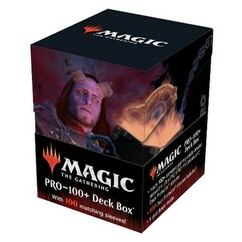 Ultra Pro: MTG - Adventures in the Forgotten Realms - Commander - Prosper, Tome-Bound - Combo Sleeves (100ct) & Deck Box (PRO-100+)