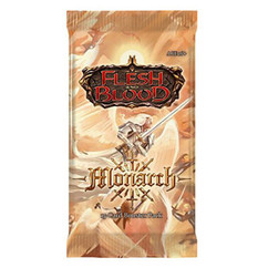 Flesh & Blood TCG: Monarch Booster Pack 1st Edition