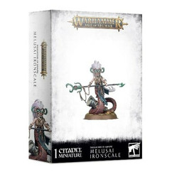 Warhammer Age of Sigmar: Daughters of Khaine - Melusai Ironscale
