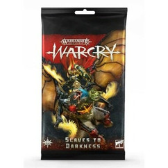 Warhammer Age of Sigmar: Warcry - Slaves to Darkness Card Pack