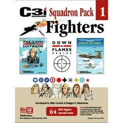 C3i: Down in Flames - Squadron Pack #1: Fighters