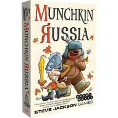 Munchkin: Munchkin Russia (PREORDER)