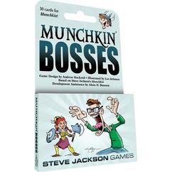 Munchkin: Munchkin Bosses (PREORDER)