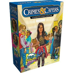 Crimes & Capers: High School Hijinks (PREORDER)