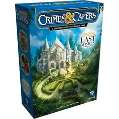 Crimes & Capers: Lady Leona's Last Wishes (PREORDER)