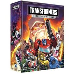 Transformers Deck-Building Game (PREORDER)
