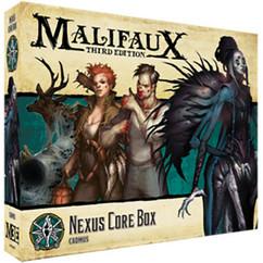 Malifaux 3E: Nexus Core Box (Explorer's Society)