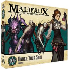 Malifaux 3E: Under Your Skin (Explorer's Society)