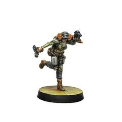 Infinity: NA2 - Warcors, War Correspondents (Stun Pistol)