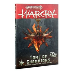 Warhammer Age of Sigmar: Warcry - Tome of Champions 2020 (Softcover)