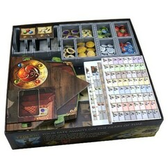 Box Insert: Alchemists and The King's Golem Expansions (PREORDER)