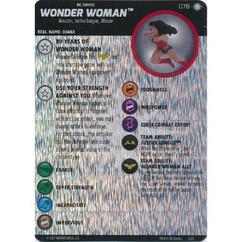 Wonder Woman: Legacy #078 - Wonder Woman 80th Anniversary