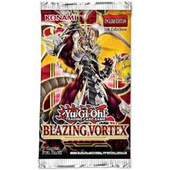 Yu-Gi-Oh!: Blazing Vortex Booster Pack 1st Edition