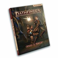 Pathfinder RPG 2nd Edition: Guns & Gears (PREORDER)