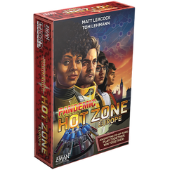 Pandemic: Hot Zone - Europe (PREORDER)