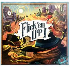 Flick 'em Up! (3rd Edition) (Ding & Dent)