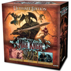 Mage Knight Board Game: Ultimate Edition (Ding & Dent)