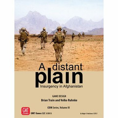 A Distant Plain (3rd Printing) (Ding & Dent)