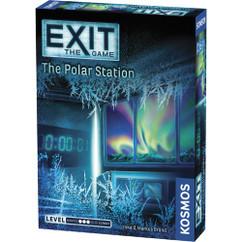 Exit: The Polar Station (Ding & Dent)