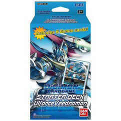 Digimon TCG: UlforceVeedramon Starter Deck (PREORDER)