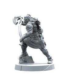 Infinity: NA2 - Varangian Guard (Boarding Shotgun)