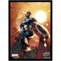Upper Deck Sleeves: Marvel - Captain America Sam Wilson (65ct)