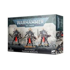 Warhammer 40K: Adepta Sororitas - Paragon Warsuits
