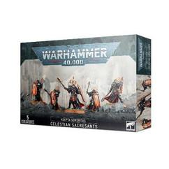 Warhammer 40K: Adepta Sororitas - Celestian Sacresants