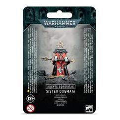 Warhammer 40K: Adepta Sororitas - Sister Dogmata