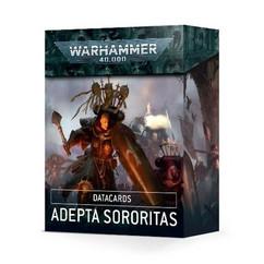 Warhammer 40K: Datacards - Adepta Sororitas (2021)